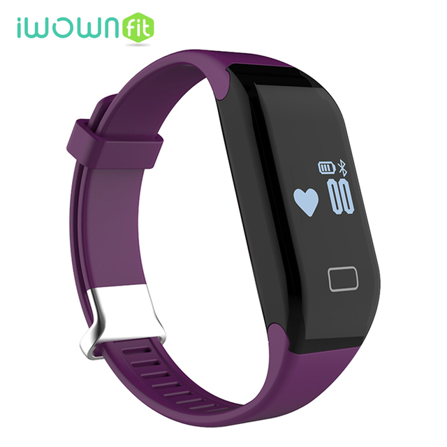 H3 Fitness Bracelet Smart Wristband Pedometer Heart Rate Monitor Notification Activity Tracker For Ios Android Phone