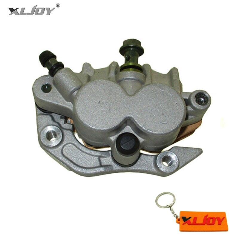 XLJOY Aftermarket Front Brake Caliper For Honda CRF250R CRF250X CRF450R 2004 2017 CRF450X CR125R CR250R 2005