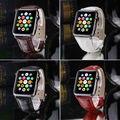 Кожа Пряжка Наручные Часы Группа Ремень Ремень Для Apple Наблюдать 42 мм 38 ММ Для Спорта Satandard Издание