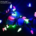 2016 Sale Christmas Led Lights Led String Waterproof100v 200v Holiday Light For Christmas Festival Party Colorful Xms Lights 5m