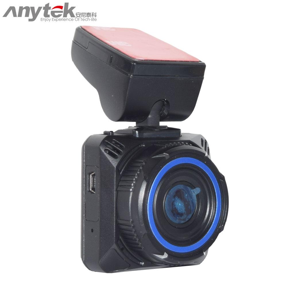 ФОТО 100% Original Anytek B10 CAR DVR Full 1080P HD Novatek 96655 G-sensor Car Dash Cam 170 Wide Car camcorder with SOS function