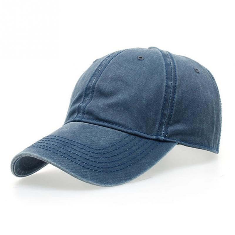 Fast ball cap snap pass Canvas polo Hat Cap baseball cap Washed Combed snapback hat for men and women solid Casual Vintage