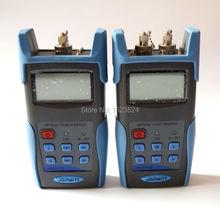Fibra óptica multímetro SM y MM JW3216C – 50 ~ + 26 dBm medidor de potencia óptica + JW3116 fuente de luz óptica 850 / 1300 / 1310 / 1550nm