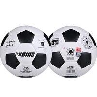 WEING 215 Soccer Ball Size 5 PU Football Balls Bola De Futbol Topu Voetbal Calcio