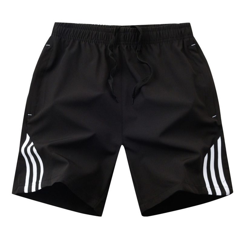 Beach-Shorts Swimming-Wear Pockets Surfing Men's with Quick-Drying
