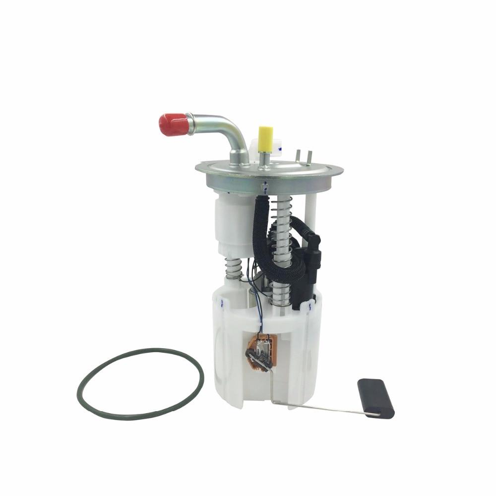 Electric Fuel Pump Module Assembly For Chevy SSR Buick GMC Isuzu Saab E3707M MU1396 88967147 E3707M