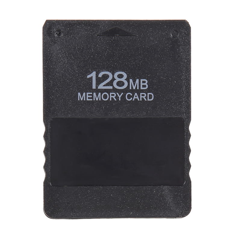 128MB Memory Card Game Save Saver Data Stick Module For Sony PS2 For Playstation 2 Memory Card Games Accessories High Quality