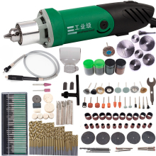 Electric-Drill Drilling-Machine Polishing Dremel Mini Engraver Metalworking 480W 6-Variable-Speed