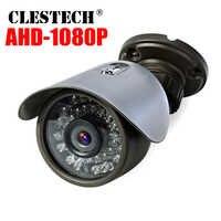 Real Full Mini AHD CCTV Camera 720P/960P/1080P IMX323 HD Digital 2.0MP IR-CUT Waterproof IP66 Outdoor 36led Infrared Vidicon