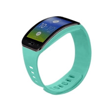 2017 Popular Replacement Watch Wrist Strap Wristband Smart Bracelet Wristband Smartband for Samsung Galaxy Gear Fit Hot #Dec29