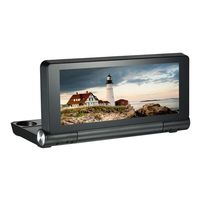 SADALOS 7 inch Android car gps navigation Android 4.4 MP4 play radio multimedia player with DVR FHD and two cameras