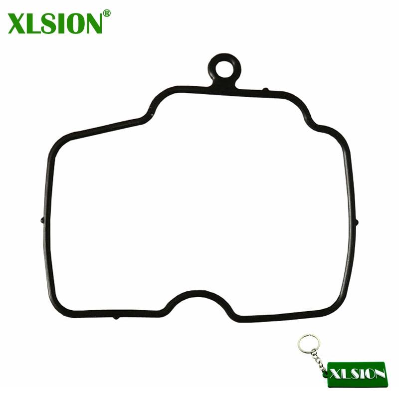 Резиновая прокладка для поплавка XLSION, Комплект прокладок для карбюратора Mikuni VM26-6724, яма, велосипед, мотоцикл ATV Quad 150cc 160cc 200cc 250