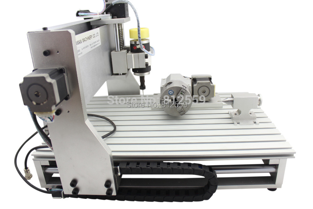 Strong Technical Support Numerical Control Engraving Machine