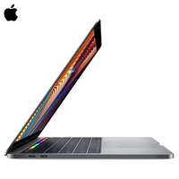 2019 New 1.4GHz Quad Core MacBook Pro 13.3 inch laptop notebook 128G Touch Bar with integrated Touch ID sensor Light silver/gray