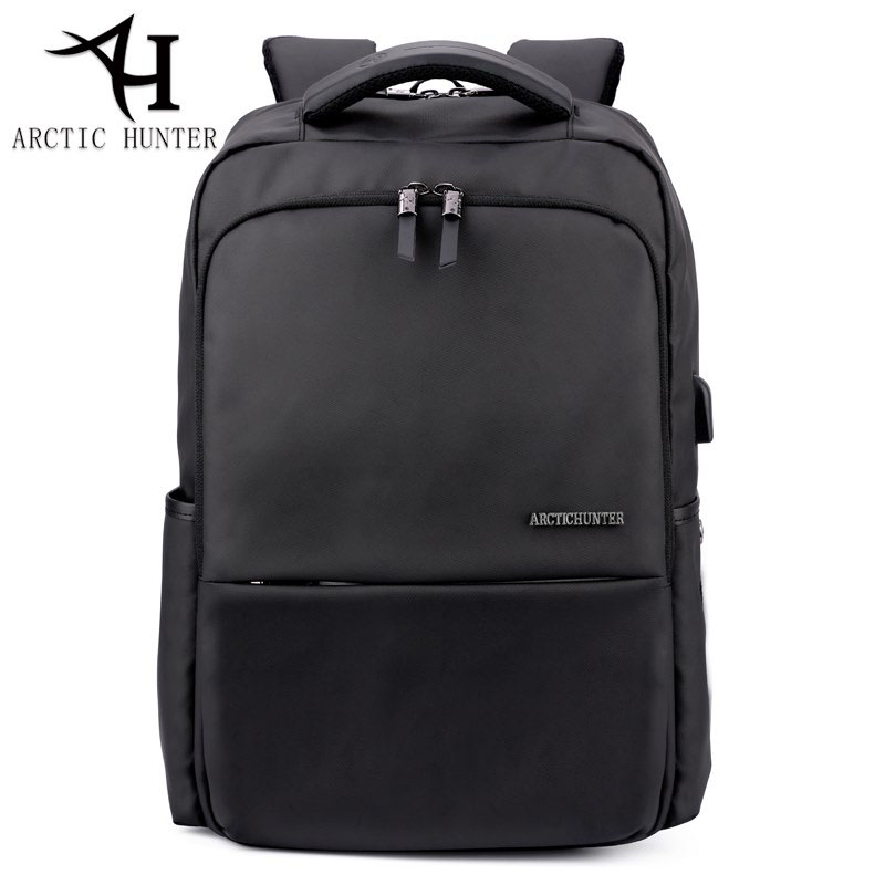 ARCTIC HUNTER New Business Men Oxford Cloth Laptop Backpack External USB Charge Computer Backpacks Waterproof Bags for Men Women закрытая душевая кабина timo standart t 1125