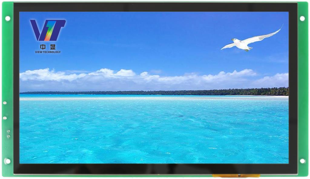 SDWe101C02 10.1 pouce série écran LCD écran Tactile d'affichage configuration écran LCD module