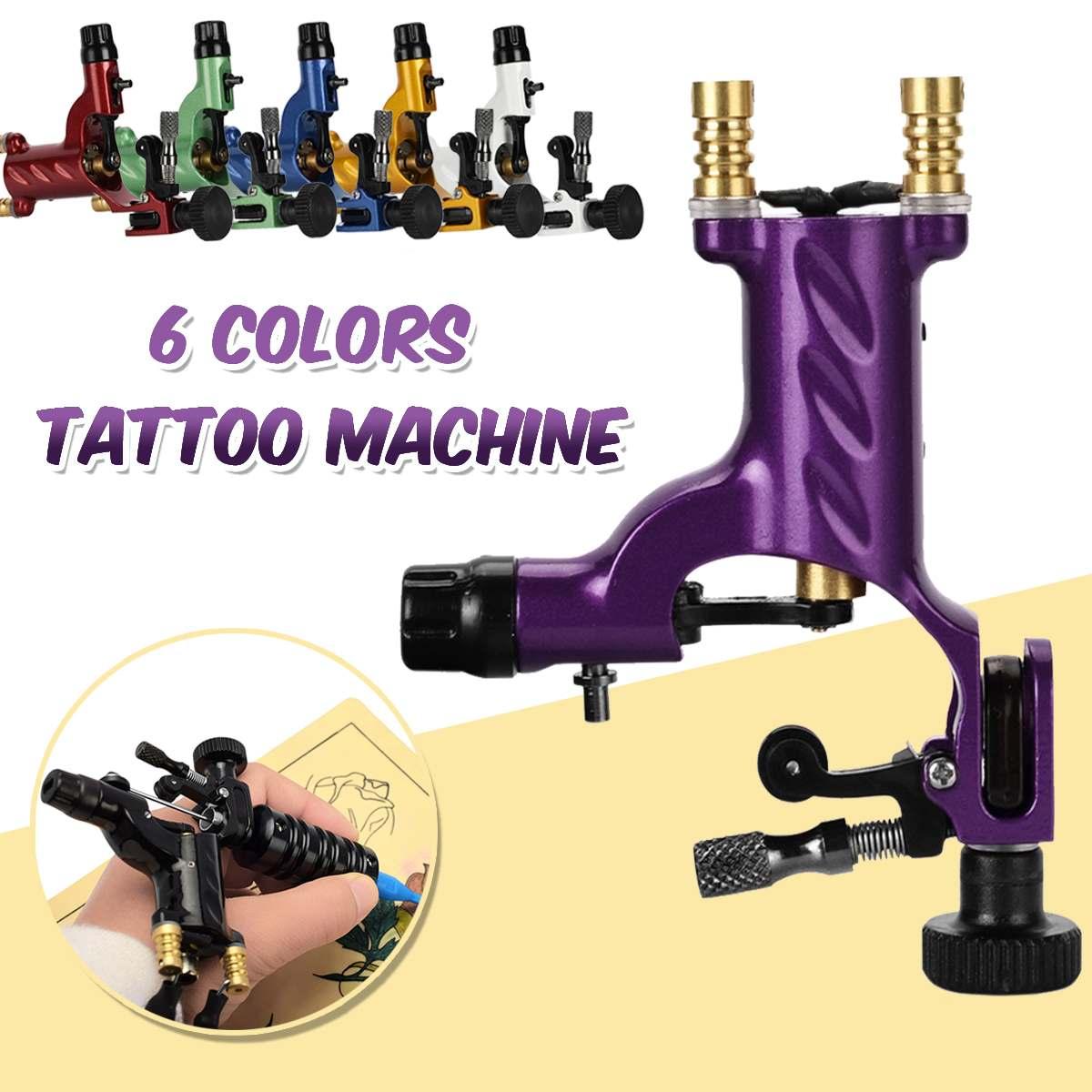 Dragonfly Rotary Tattoo Machine Professional Tattoo Machine Shadering Liner Electric Tattoo Guns Makeup Tool Artists Beginner