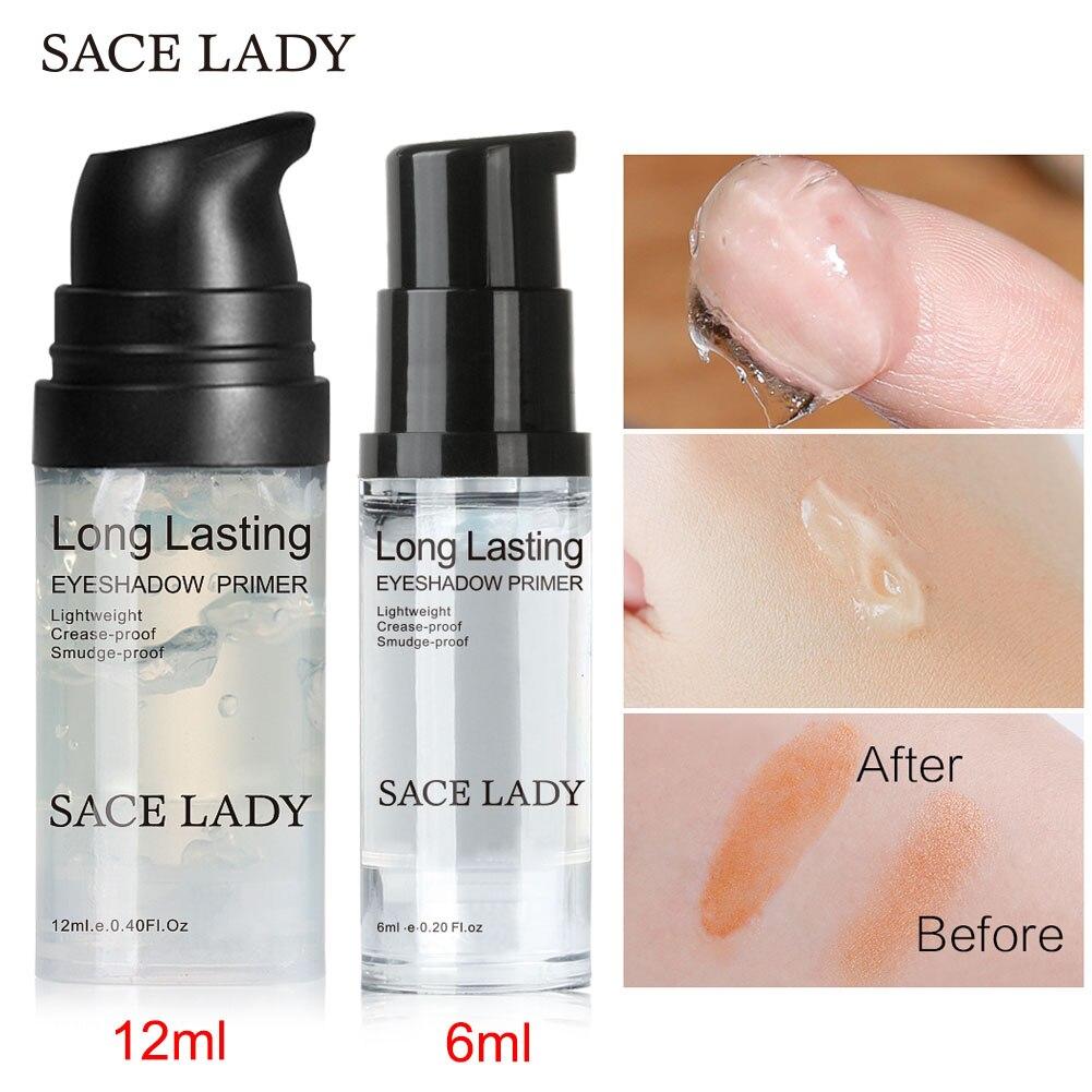 SACE LADY Eyeshadow Base Primer Prolong Makeup Under Shadow Stay Lasting Natural Eyeshadow Coloring Cream