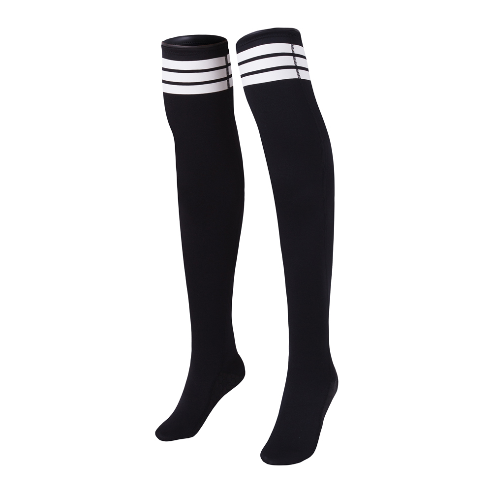 1.5mm in neoprene per immersione lungo calze lunghe per la ragazza donna1.5mm in neoprene per immersione lungo calze lunghe per la ragazza donna