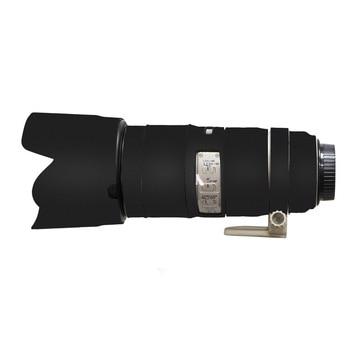 Selensเลนส์เสื้อสำหรับCanon 70-200F2.8ISIIกันน้ำยางฝาครอบป้องกันกรณีกล้องเลนส์พรางเสื้อSigma