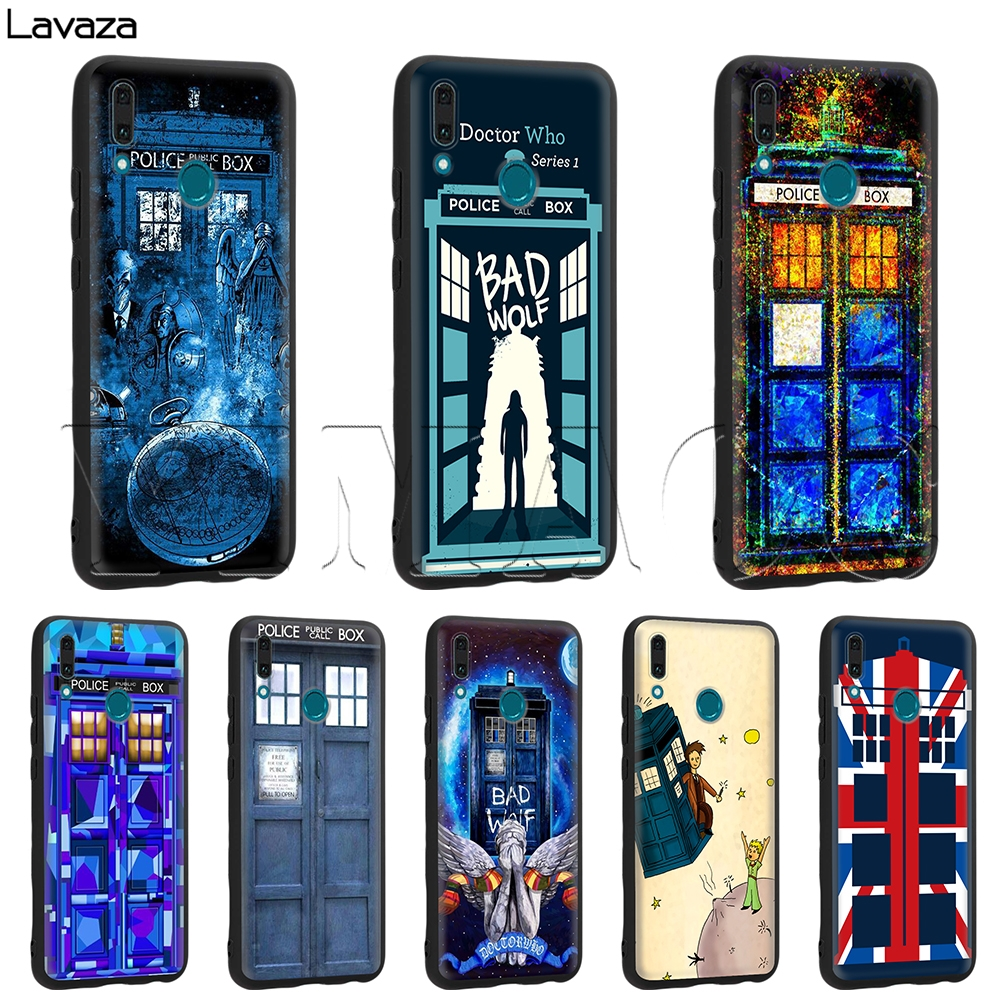 Lavaza Tardis Box Doctor Who Hard Transparent Phone Case For Samsung Galaxy A10 A30 A40 A50 A70 M10 M20 M30 Cover Cellphones & Telecommunications Phone Bags & Cases