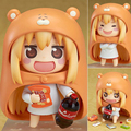 Kawaii Japón Dibujos Animados Anime Bebé Juguetes de Acción y Del Juguete Figuras Figura Himouto Umaru-chan Doma Umaru 10 cm Nendoroid PVC Figura Muñeca
