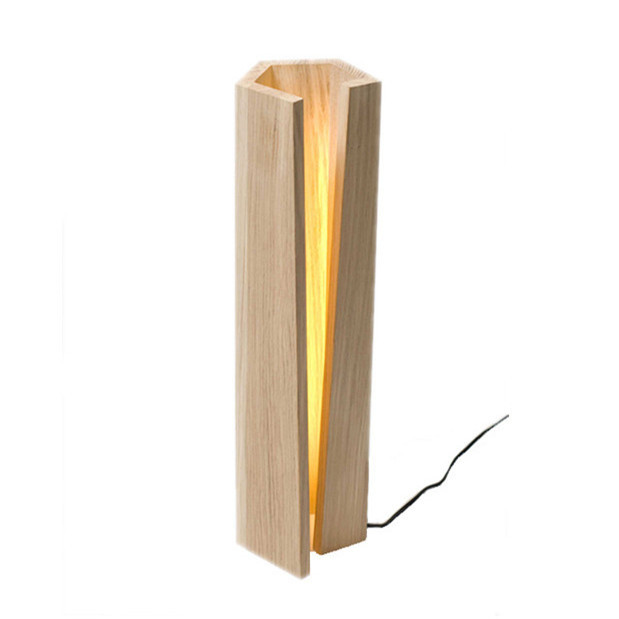 Solid Wood Decorative Floor Lamp California