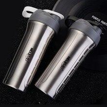 700 ml 304 edelstahl protein pulver shaker mixer wasserflasche fitness home office dinkware werkzeug