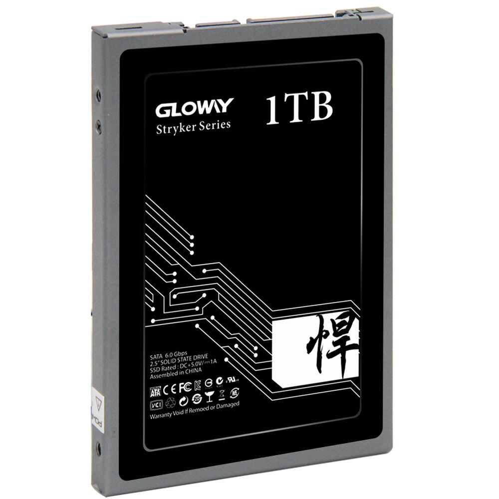 Gloway Haute qualité 5 ans de garantie SSD 240 GB 1 TB SATAIII SSD SATA3 240 gb SSD lecteur à état Solide HD avec Usine prix 720 gb 2 t
