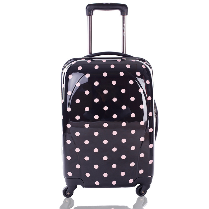 Aliexpress.com : Buy 20 Inch Women Travel Luggage with Wheels ...