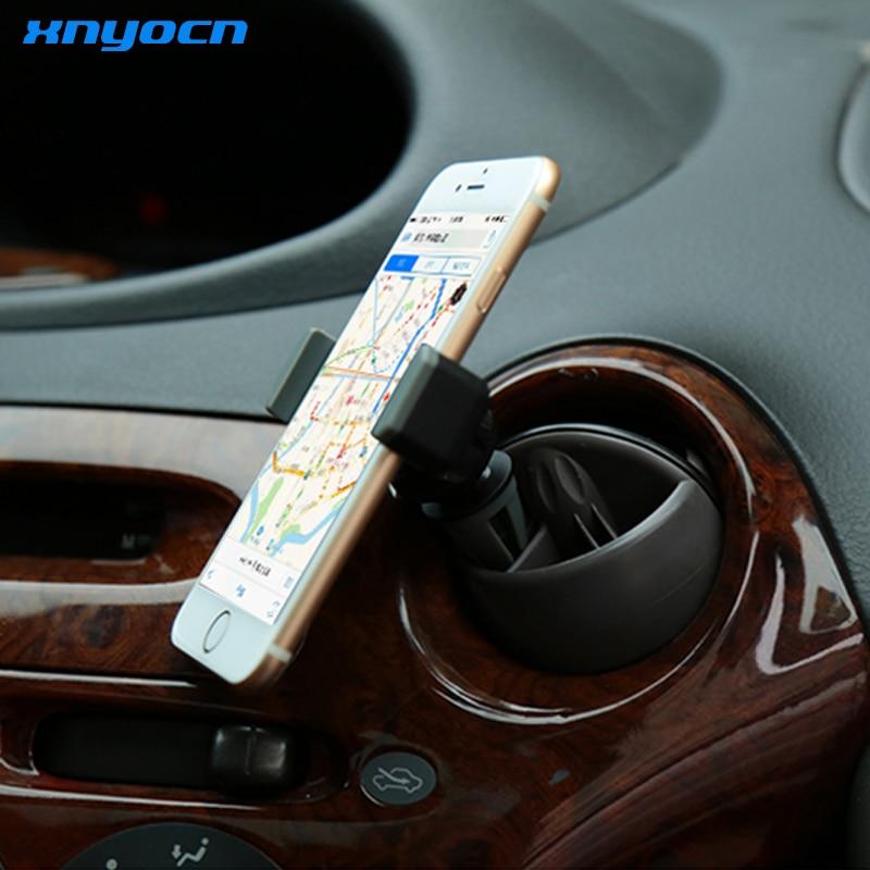 360 stupňů univerzální auto ventilační telefon držák zásuvky - Příslušenství a náhradní díly pro mobilní telefony