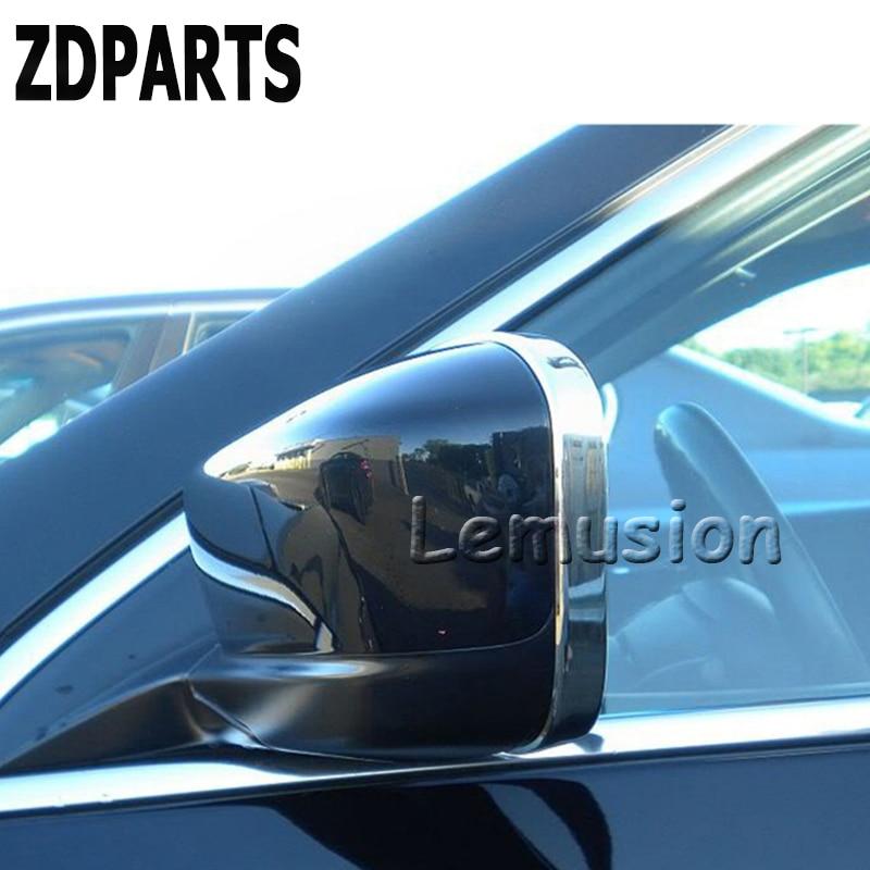 ZDPARTS 5M Chrome Trim Car Molding Strip Decoration Stickers For VW Golf 4 5 7 6 MK4 Honda Civic 2006-2011 Accord 2003-2007