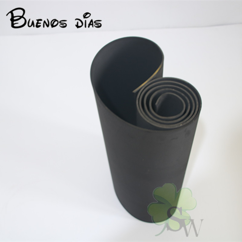 Buones Dias 4mm Thickness 45degree Hardness Black Eva Craft Sheets, School Projects  Foam, Easy To Cut,Punch Handmade Material
