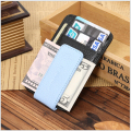New Brand Wallet  Genuine Leather  Man  Wallet Male  Card Case  Men Coin Pouch  for dollars  2 color 1.5