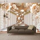 3D Wallpaper Modern ...