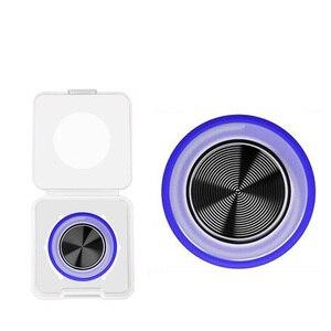Image 5 - Круглый игровой джойстик для мобильного телефона, металлический кнопочный контроллер, игровой коврик для pubg, присоска для pubg, геймпад для iPhone Android