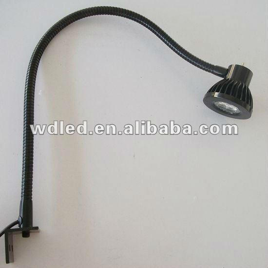 3W 12V/24V Flexible arm 3W led gooseneck work light/LED flexibel pipe snake & 3W 12V/24V Flexible arm 3W led gooseneck work light/LED flexibel ...