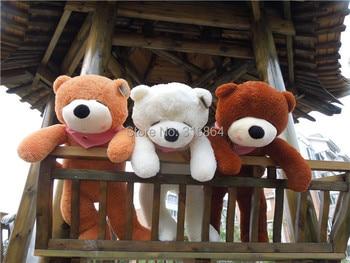 Free shipping sleepy teddy bear soft toy 1.2m teddy bear  plush soft toy as a gift stuffed toys