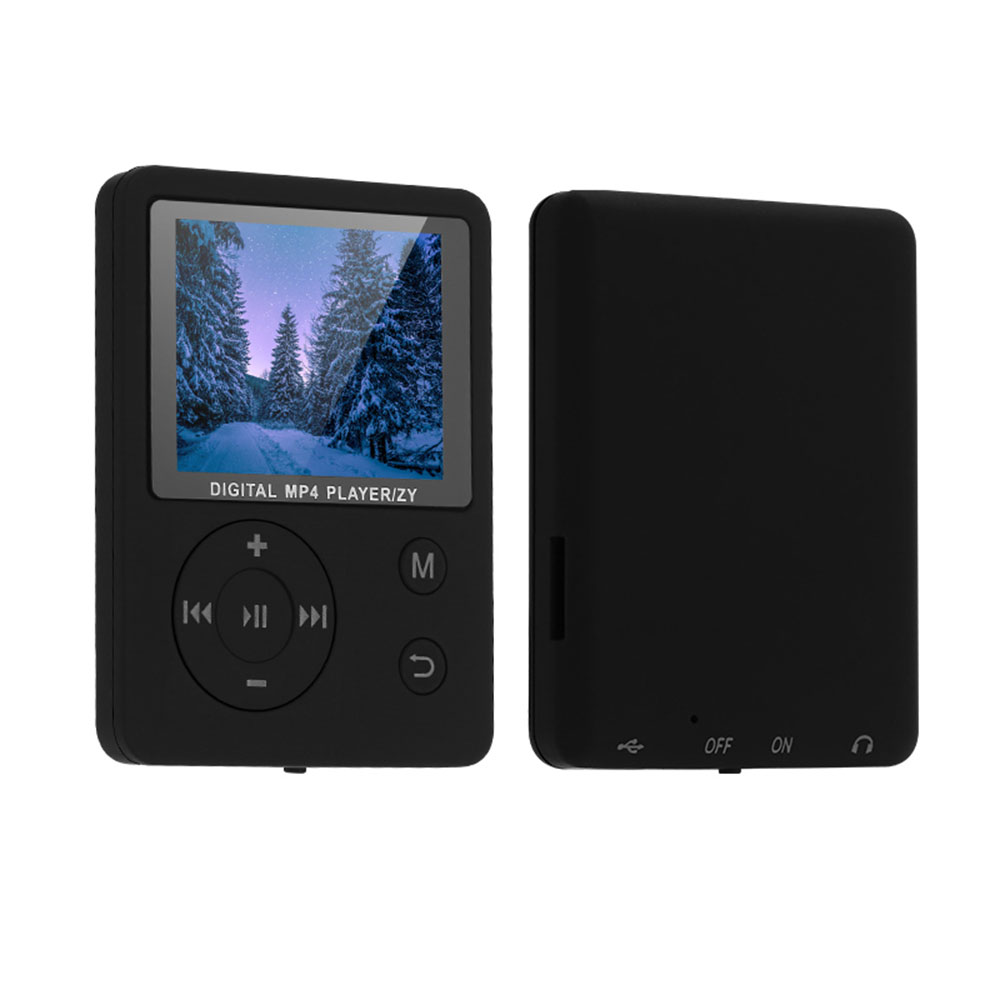 Lossless Audio Mp3//4 Player Digital TFT Portable Photo Video Viewer Recorder FM