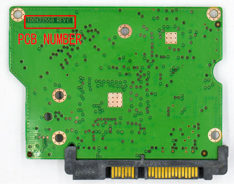 HDD PCB FOR SEAGATE/Logic Board/Board Number:100422559