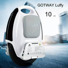 Gotway Mten LUFFY 10inch 2017 new electric unicycle Lightest weight 7.2KG scooter one wheel free shipping