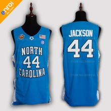 aba9feeb2f7760 North Carolina Tar Heels Basketball Jersey Justin Jackson Joel Berry II Marcus  Paige Brice Johnson Harrison Barnes Jerseys