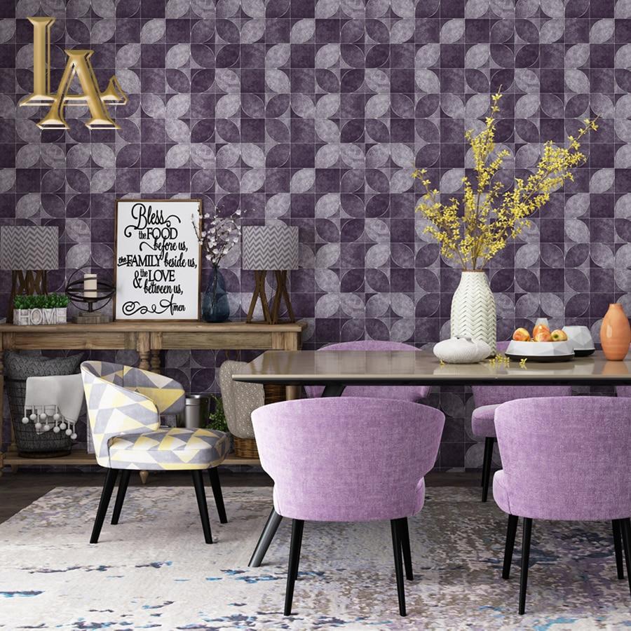 online shop noenname_null modern simple plaid 3d wallpaper home