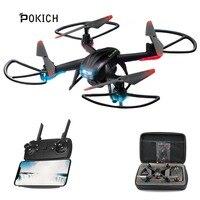 Pokich GW007 3 RC Quadcopter FPV системы Drone с HD камера высокой режим удержания легко работать мини Квадрокоптер