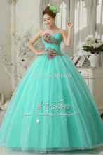 blue/green/pink/red/purple belle ball gown bow knot dress medieval dress dance Gown princess costume Victorian/Marie Antoinette