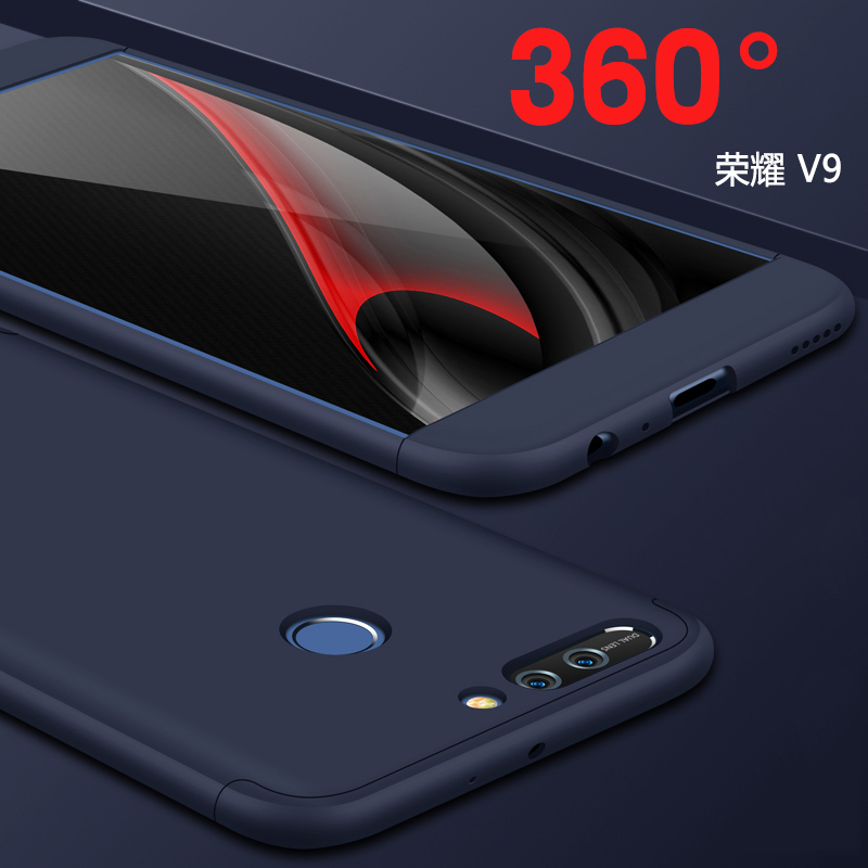 innovative design e6895 6cd56 For Huawei Honor 8 PRO Case For Huawei Honor V9 Case PC Matte Luxury 360  Protection Cover For Huawei Honor 8 Pro V9 Bumper Case