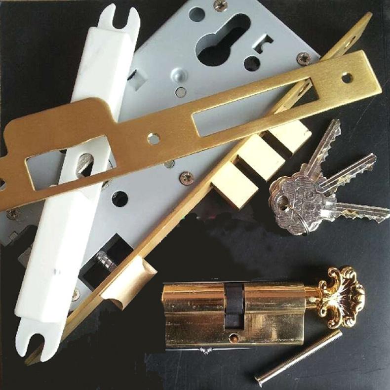 790 lock body cylinder 1