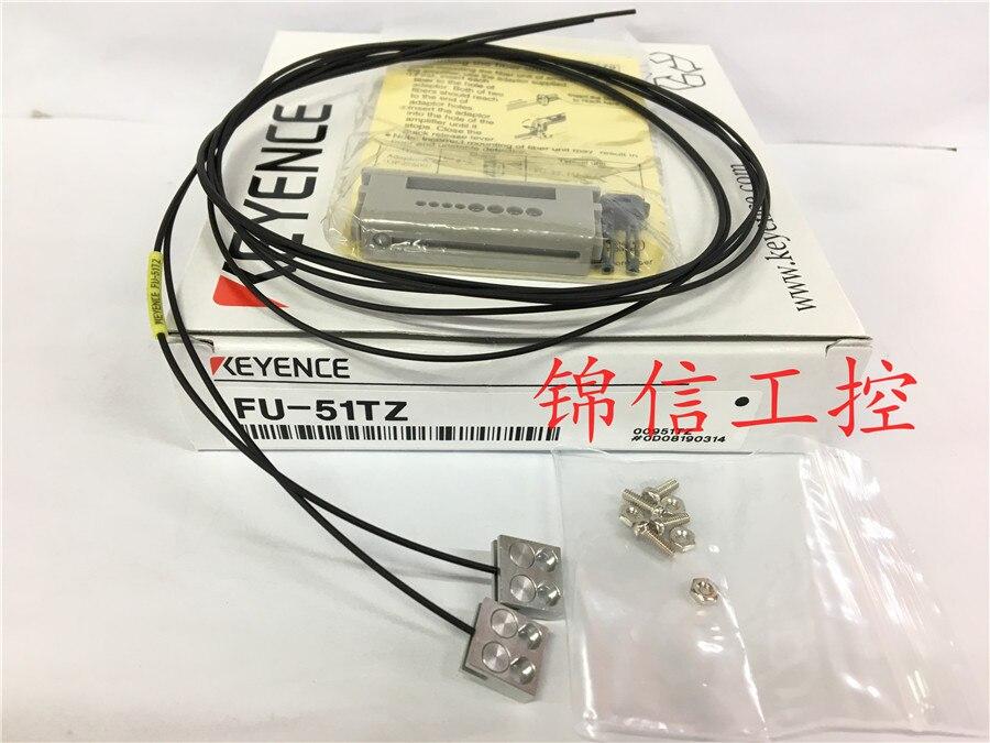100% brand new original imported Keyence FU-51TZ fiber optic sensor Japan KEYENCE Keyence fiber amplifier100% brand new original imported Keyence FU-51TZ fiber optic sensor Japan KEYENCE Keyence fiber amplifier