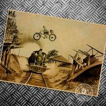 pintar bicicleta RETRO VINTAGE