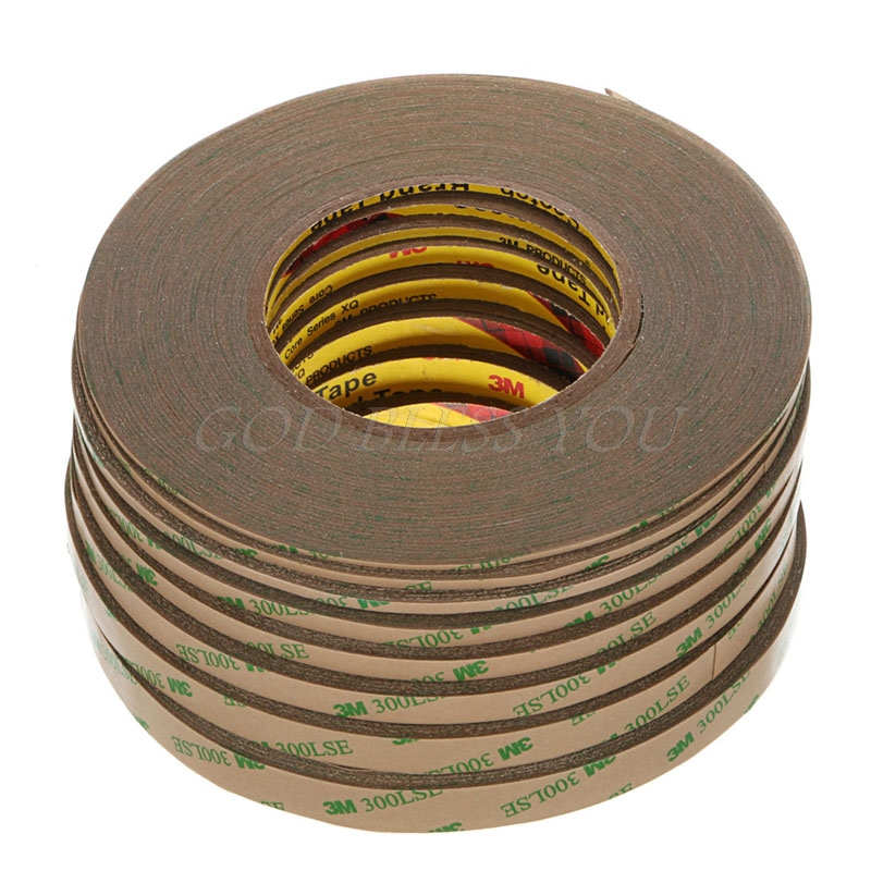 3M 300LSE Double Sided Super Sticky Heavy Duty Adhesive Tape Repair 8Size Choose  Tape